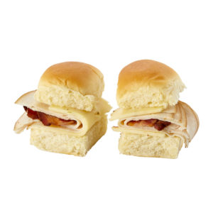 Market Sandwich King's Hawaiian Chicken and Bacon Sliders