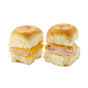 Market Sandwich King's Hawaiian Turkey and Cheddar Sliders