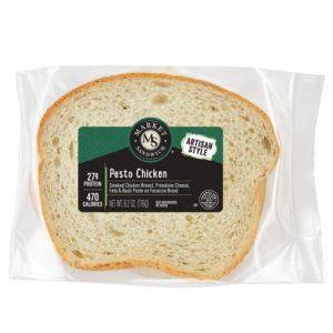 Market Artisan Pesto Chicken Sandwich