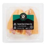 Market Artisan Premium Smoked Ham & Cheese Sub Sandwich